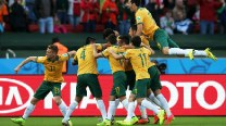 FIFA World Cup 2014 Match In Pics: Australia vs Netherlands