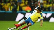 FIFA World Cup 2014 Match In Pics: Honduras vs Ecuador