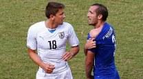 Luis Suarez bit me, should've been sent off: Giorgio Chiellini