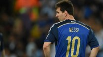Lionel Messi already a great, says coach Alejandro Sabella
