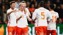 Early blitz helps Netherlands trump Spain 2-0 in Friendly