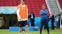 Louis Van Gaal: Netherlands have won nothing yet