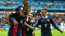 France vs Nigeria: Watch Sony Six TV for Free Live Streaming & Telecast of FIFA World Cup 2014 53rd Match