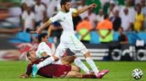 FIFA World Cup 2014 Match In Pics: Algeria vs Russia