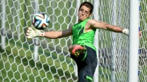 Chicharito dumped to Mexico bench for Cameroon
