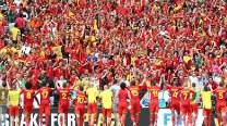 FIFA World Cup 2014 Match In Pics: Belgium vs Russia