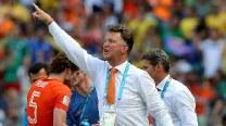 Louis van Gaal world's best tactician, says Dirk Kuyt
