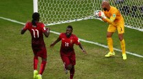 Last minute goal saves Portugal's World Cup as game ends 2-2