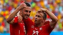 FIFA World Cup 2014 Match In Pics: Honduras vs Switzerland
