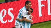 FIFA World Cup 2014 Match In Pics: Nigeria vs Argentina