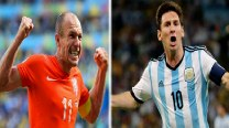 FIFA World Cup 2014, Netherlands vs Argentina: Key players to watch in 2nd Semi-final