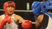 Sarita Devi – The Silver Medalist is ecstatic by her performance at Commonwealth Games 2014