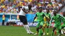 FIFA World Cup 2014 Match In Pics: France vs Nigeria