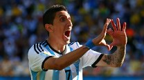 Angle Di Maria scores late goal for Argentina to break Swiss hearts