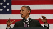 Barack Obama lauds World Cup team as USA buzz grows