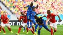 FIFA World Cup 2014 Match In Pics: Switzerland vs Ecuador